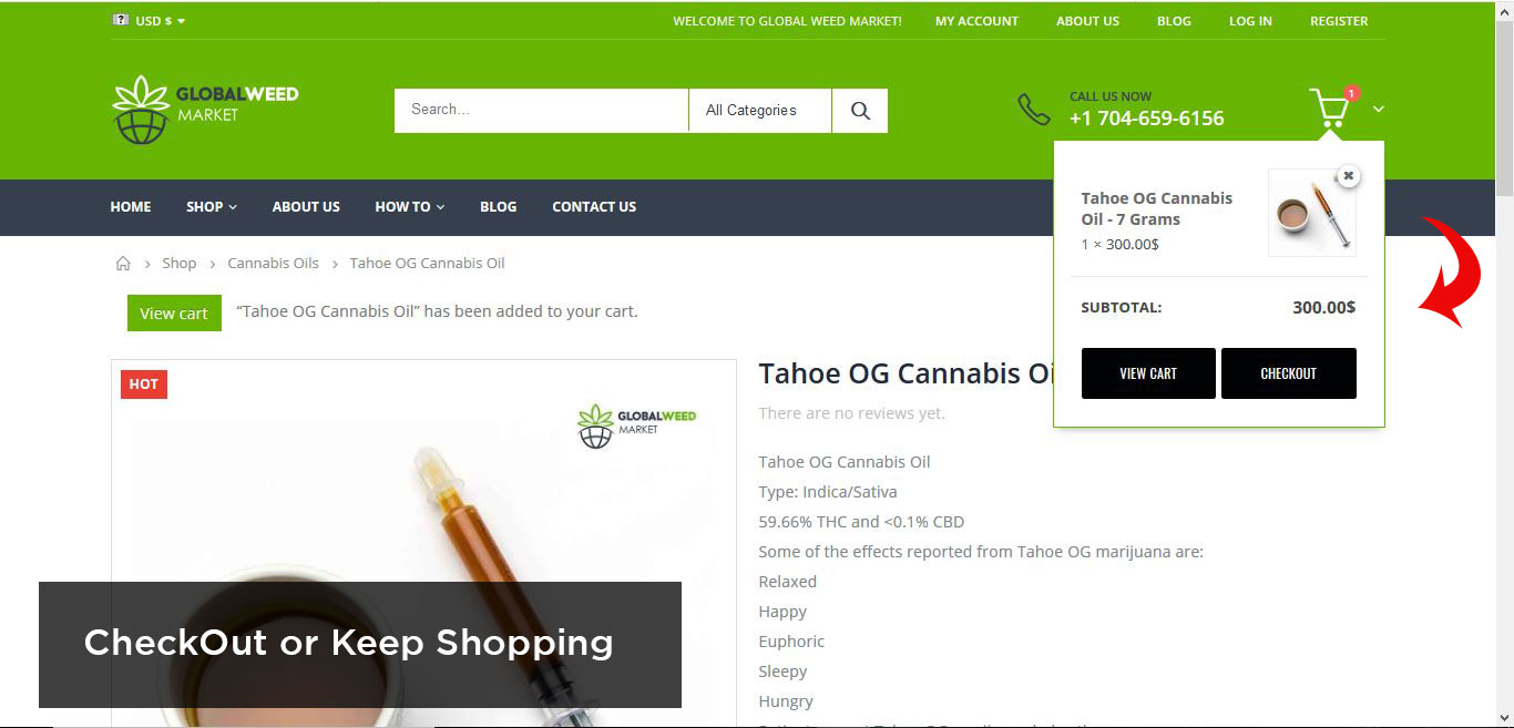 how to buy marijuana online step 2